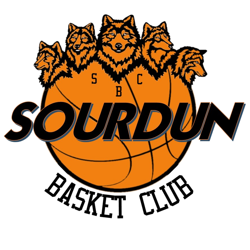 Logo Sourdun Basket Club